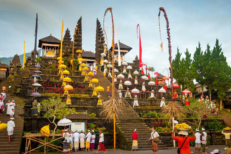 Pura Besakih (Mother Temple)